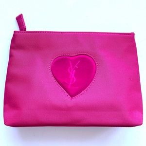 💗 YSL COSMETIC POUCH 💗